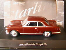 LANCIA FLAMINIA COUPE 3B RED YORK 1964 STARLINE 517140 1/43 ITALIA ROUGE SOMBRE