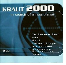 Kraut 2000: To Rococo Rot Tarwater Fsk Bohren & Der Club Of Gore Füxa Yamo 2CD