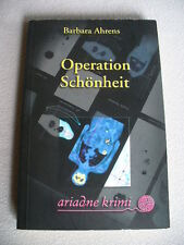 Barbara Ahrens *** Operation Schönheit