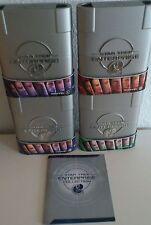 Star Trek Enterprise 1-4 (2005-2006) 27 DVD`s  Silver Boxen Deutsche Ausgaben +