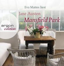 Austen, Jane - Mansfield Park (Sonderedition) - CD