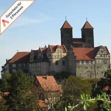 Kurzreise Harz Quedlinburg 3 Tage 3 Sterne Acron Hotel 2 Personen Gutschein