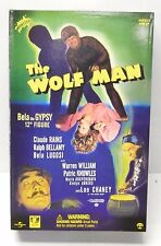 "Bela the Gypsy Wolf Man Universal Monsters 12"" action figure Sideshow NIP"