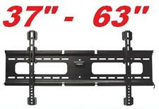 "SLIM 32-63"" LCD PLASMA LED TV WALL MOUNT BRACKET 37 40 42 48 50 52 58 60 55 SONY"