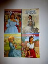 The American Girls Collection Short Stories Box Set Books Lot of 4