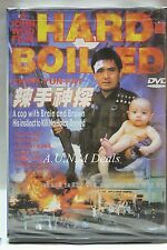 Hard Boiled chow yun fat ntsc import dvd