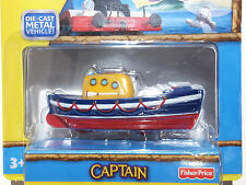 BRAND NEW Take Along/Take-n-Play Thomas 'CAPTAIN' - FREE P&P!