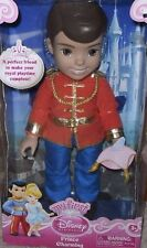 "DISNEY PRINCESS MY FIRST TODDER ""PRINCE CHARMING"" DOLL NEW!"