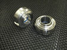 "STAINLESS STEEL COUPLING UNION  3/4"" O.D. SANITARY SMS TYPE 19mm"