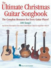 The Ultimate Christmas Guitar Songbook Sheet Music The Complete Resour 000700185