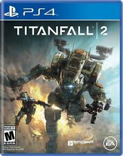 New! TITANFALL 2 PS4 Sony PlayStation 4 2016 SEALED BRAND NEW