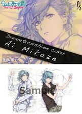 NEW Uta no Prince-sama Dream Cushion Cover MIKAZE AI Utapuri Pillow Cosplay