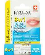 EVELINE LIP THERAPY PROFESSIONAL 8IN1 TOTAL ACTION CONCENTRATED LIP SERUM BALM