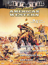The Great American Western - Vol. 18 (DVD, 2003, Four Films on One Disc)