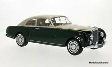 Bentley s1 Continental Mulliner SPORTS SALOON RHD 1956 1:18 Bos >> << novità