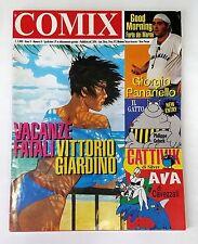 Comix n 8 anno V del 1996 (V.Giardino,Cattivik ecc)