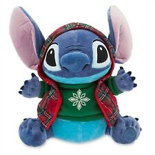 CHRISTMAS STITCH HOLIDAY PLUSH GENUINE ORIGINAL AUTHENTIC DISNEY STORE PATCH