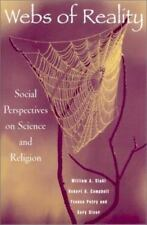 Webs of Reality: Social Perspectives on Science and Religion-ExLibrary