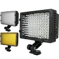 126 LED camera video hot shoe lamp light f camcorder DV