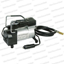 12V Electric Car Metal Air Compressor Pump Tyre / Tire Inflator