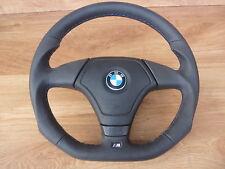 Abgeflacht Leder Lenkrad Lederlenkrad BMW M3 E46 Steering Wheel mit Airbag