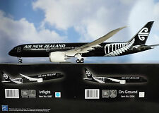 Hogan Wings 1:200 Boeing 787-9 Dreamliner Air New Zealand + Herpa Wings Katalog