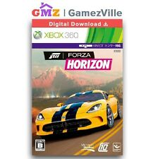 Forza Horizon-full Game Download Code (xbox 360) [ue/us/multi]