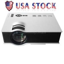 UC40 HDMI Video AV TV USB HD 1080P Home Theater Mini Portable Led Projector US