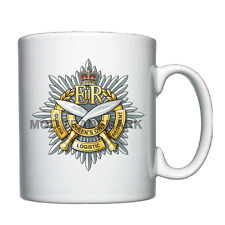 The Queen's Own Gurkha Logistic Regiment Personalised Mug / Cup *