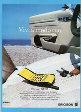 BELLEU997-PUBBLICITA'/ADVERTISING-1997- ERICSSON GF 768