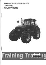 Case IH Tractor MXM Series After Sales Training Calibrations Manual - GTC8C