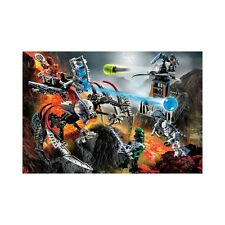 LEGO Set 8892-BIONICLE PIRAKA Outpost, COMPLETO