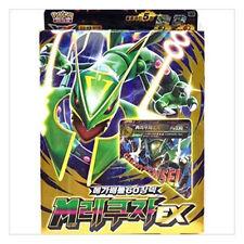"Pokemon Cards Game XY ""M Rayquaza EX"" M Mega Battle 60 Deck Korean Version"