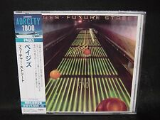 PAGES Future Street JAPAN CD Mr. Mister Third Matinee Steve Lukather Kenny Loggi