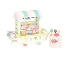 Sylvanian Families ❤ Colorful Candy Wagon Shop MI-84 Calico Critters Japan