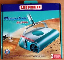 New Leifheit Supra Carpet Sweeper SWEEPING Carpet Sweeper EASY Cleaning BROOM