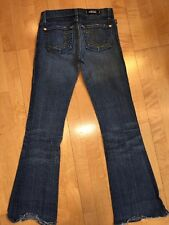 """Rock And Republic Roth Jeans Tag Size 24 Flare Waist 27"""" X 30"""" Inseam"""