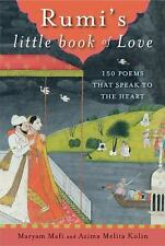 VG, Rumi's Little Book of Love: 150 Poems That Speak to the Heart, Kolin, Azima