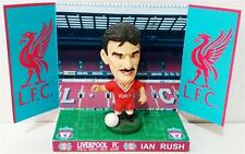 Prostar 1995 Corinthian Micro Figure IAN RUSH - LIVERPOOL on Custom Display