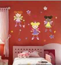 Fairies Kid's Room Wall Stickers