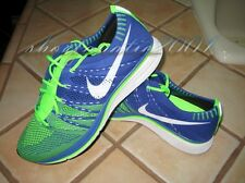 Nike Flyknit Trainer Lunar HTM Supreme SB Royal Green Kobe Koston Janoski 7.5