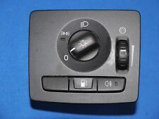 07 2007 Volvo S40 head fog dimmer light lamp high beam switch control  OEM