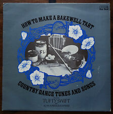 Tufty Swift - How To Make A Bakewell Tart (1977 LP. FFR 017) Alan & Sue Harris