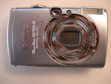 Nice Canon PowerShot SD700 Digital Camera IXUS 800