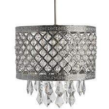 Crystal Droplet Pendant Lamp Light Shade