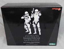 ArtFX+ Star Wars The Force Awakens 1st Order Stormtrooper 2 Pack 1/10 Statues