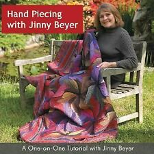Hand Piecing with Jinny Beyer: A One-on-One Tutorial with Jinny Beyer
