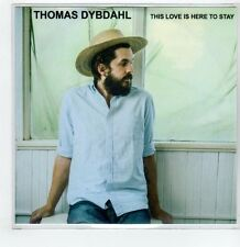 (GS271) Thomas Dybdahl, This Love Is Here To Stay - DJ CD