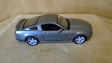 1/24 SCALE  DIE CAST BY MAISTO  PREMIERE DC 2011 FORD MUSTANG GT  CHARCOAL GRAY