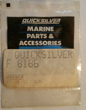 New Old Stock OEM Quicksilver F 8186 Mercury Chrysler Force Oil Plug WASHER